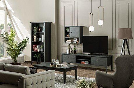 Urban Gray Tv Ünitesi